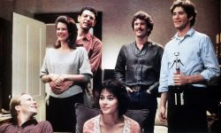 Tom Berenger, Jeff Goldblum, William Hurt, Kevin Kline, Meg Tilly, Mary Kay Place