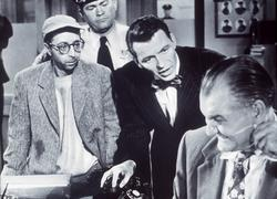 Arnold Stang, Frank Sinatra