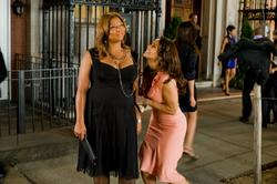 Queen Latifah, Paula Patton