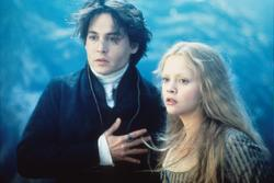 Johnny Depp, Christina Ricci