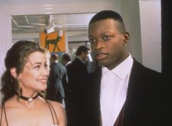 Julie Warner, Larry Gilliard jr.