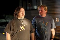 Simon Pegg, Nick Frost