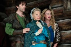 Billy Burke, Virginia Madsen, Julie Christie