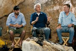 James Cameron, Alister Grierson, Andrew Wight
