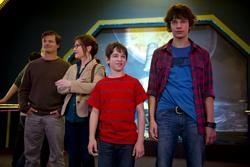 Zachary Gordon, Devon Bostick, Rachael Harris, Steve Zahn