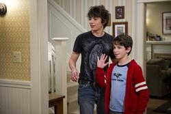 Zachary Gordon, Devon Bostick
