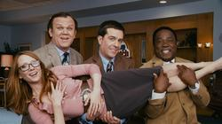 Ed Helms, John C. Reilly, Anne Heche, Isiah Whitlock jr.