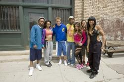 Katerina Graham, Randy Wayne, Seychelle Gabriel, Brittany Perry-Russell, Melissa Molinaro, Tyler Nelson, Bille Woodruff