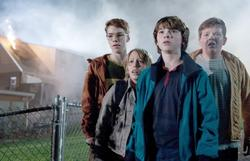 Joel Courtney, Gabriel Basso, Riley Griffiths, Ryan Lee