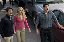 Emma Bell, Nicholas D'Agosto, Miles Fisher