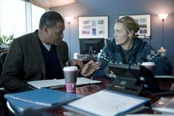 Laurence Fishburne, Kate Winslet