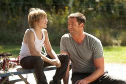 Hugh Jackman, Dakota Goyo