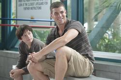 Nathan Gamble, Austin Stowell