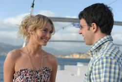 Simon Bird, Laura Haddock