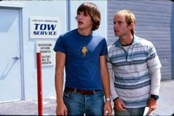 Ashton Kutcher, Sean William Scott