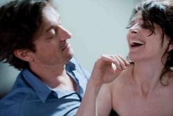 Juliette Binoche, Louis-Do de Lencquesaing